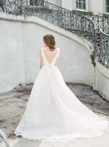 Vestido de novia de alquiler en madrid