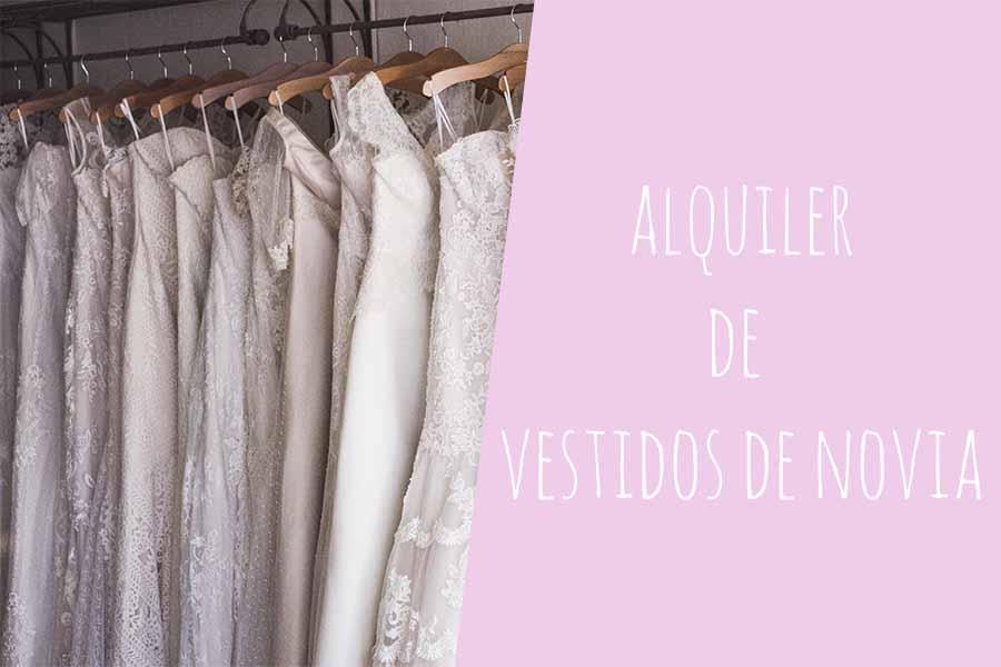 lquiler de vestidos de novia madrid
