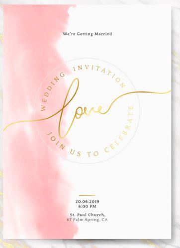 invitaciones de boda gratis online