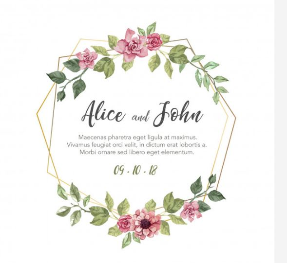 hacer invitaciones de boda caseras